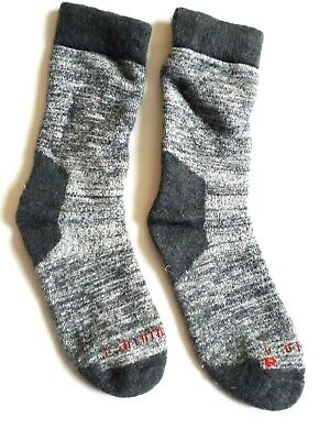 Karrimor 1 Pack Merino Fibre Heavyweight Walking Socks Size Uk 1-6 Charcoal