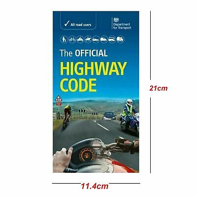 Official Highway Code Book Dvsa Latest Edition 2019 Dvla Uk Theory Test Dsa