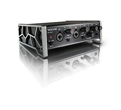 Tascam US 2X2 - Tarjeta Audio 2 IN / 2 Out