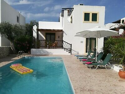 Greek Holiday Villa in Rhodes to Rent