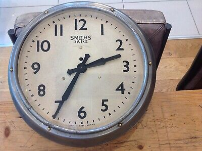 Vintage  Sectric Wall Clock,