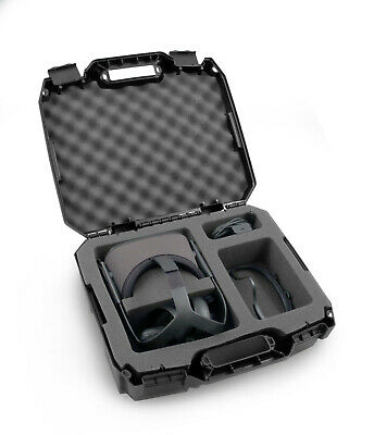 """16"""" Virtual Reality Hard Case Fits the Oculus Quest VR Headset and Accessories"""