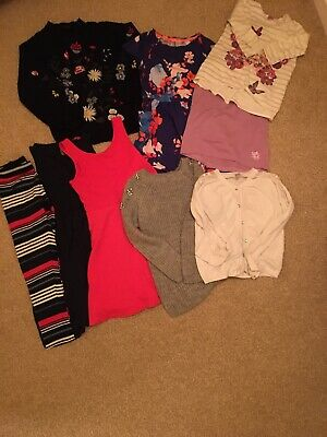 Girls Clothes Bundle Joules / Next Aged 9 Years