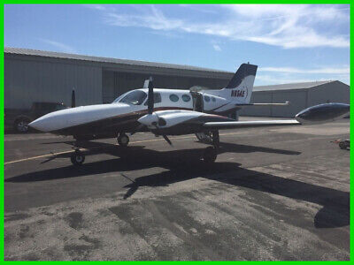 1975 Cessna 421B Logs Complete, No Damage History, Always Hangared