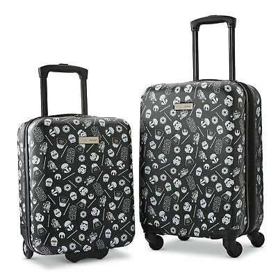 Star Wars Luggage Set Carry On Travel Bag Hardside Suitcase Spinner Wheels ABS