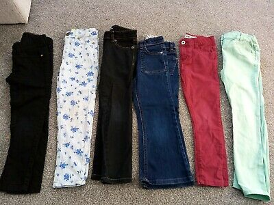 Girls Clothes 5-6 Years bundle, Skinny Jeans Bundle Joules, Boden, Next Etc