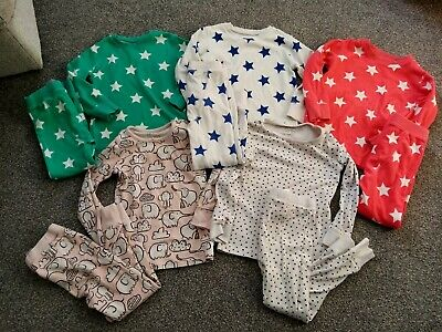 Girls Clothes 3-4 Years Next Bundle. Pyjamas Bundle