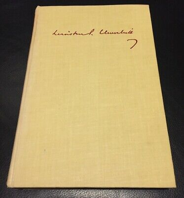 Their Finest Hour - Winston S. Churchill - Reprint Society - 1956