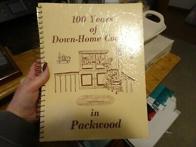 100 Years Of Down-Home Cookin' In Packwood (Iowa)