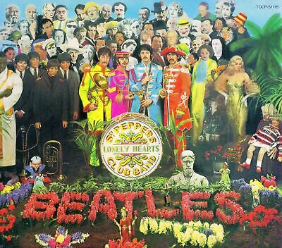 TOCP 51118 - The Beatles - Sgt. Pepper's Lonely - ID1499z - CD