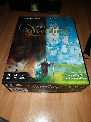Brotherwise Games Call to Adventure: Includes Name of The Wind - English