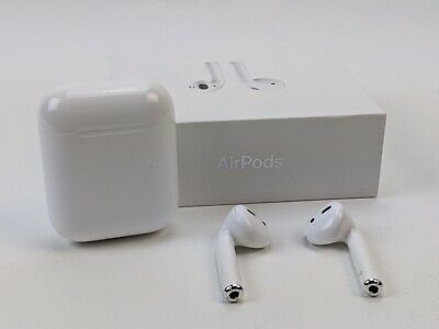 APPLE AIRPODS 2nd Gen Replacement Left or Right or Charging Case MV7N2AM/A
