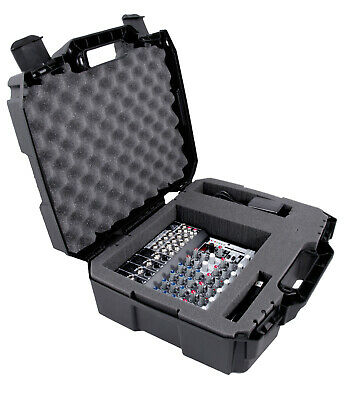 17 Inch Audio Mixer Carrying Case fits Behringer Xenyx 1202fx Mixer and More