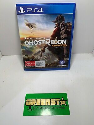 Tom Clancy's Ghost Recon Wildlands PS4 🇦🇺 Seller Free And Fast Postage