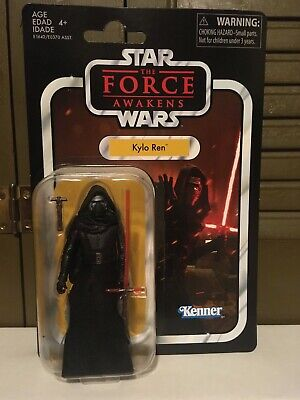 Star Wars Kylo Ren VC117 Vintage Collection 2018 TVC In Stock