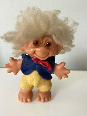 Thomas Dam Vintage Troll 1960's - Made In New Zealand