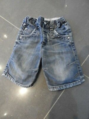 Pair of boys blue jeans 1 and half years to 2 yrs by Next. Height 92cm