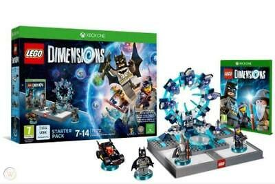 LEGO Dimensions: 71172 Starter Pack (Microsoft Xbox One) Brand New *