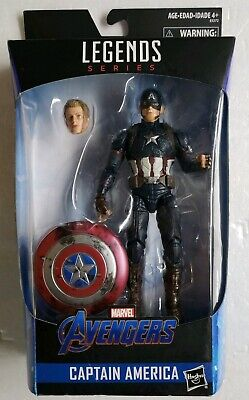 🔥 Captain America Marvel Legends Avengers Sold Out Worthy Nib Toy  Disney+