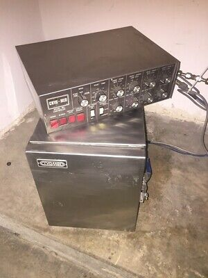 Forma Scientific CryoMed Control Rate Freezer 988A with Controller Model 801
