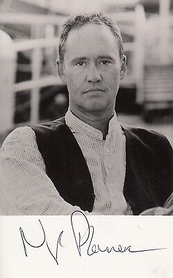 Nigel Planer Autographed Photo Card