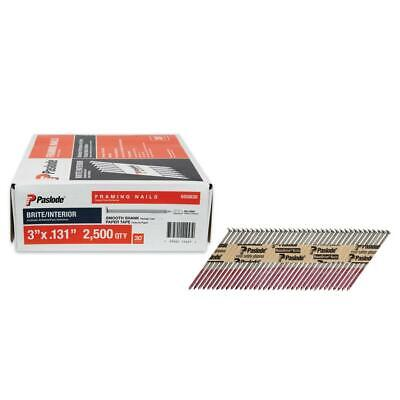 Paslode Framing Nails 3 in. x 0.131 Gauge Collation Resistant (2500 per Box)