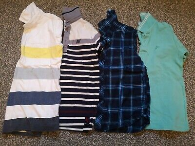 Next Boys Bundle Of Tops Age 4-5 Years