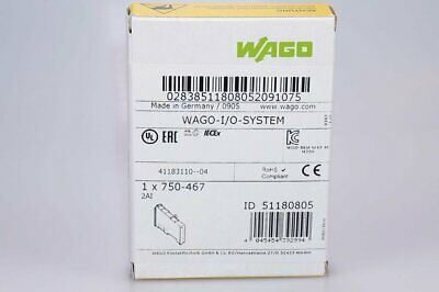 753-459 WAGOIngresso analogico a 4 canali; 0-10 V DC; Single-ended
