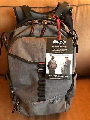 Wolffepack Capture 26L Backpack Photography Camera