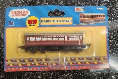 Thomas The Tank & Friends Isabel Auto Coach Ertl Carded