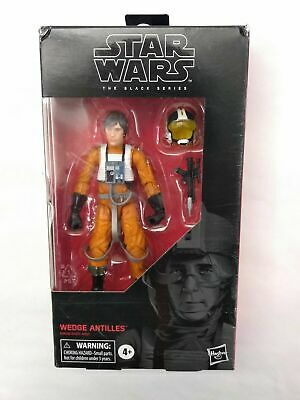 Star Wars The Black Series Wedge Antilles Toy Action Figure