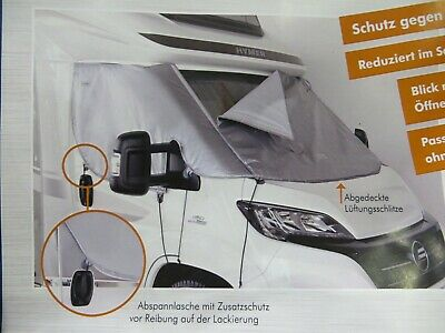 Hindermann Fiat Ducato Motorhome External Thermal Screen Cover ThermoMat Classic