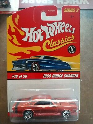 Hot Wheels Classics Series 2 #16 of 30 1969 DODGE CHARGER