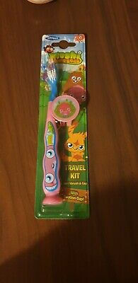 Moshi Monsters Toothbrush And Cap
