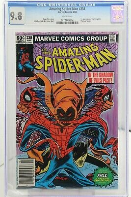 AMAZING SPIDER-MAN # 238 - CGC 9.8 - Marvel - 1st appearance HOBGOBLIN - BIG KEY