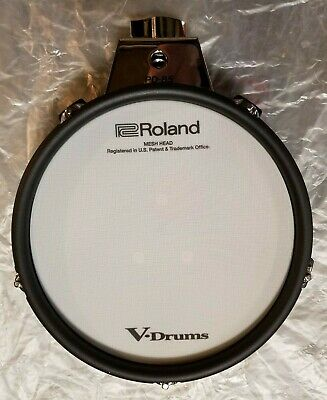 Roland® PD-85 Electronic Mesh Drum Pad 8 in. V-Pad Dual Trigger Electric Drums