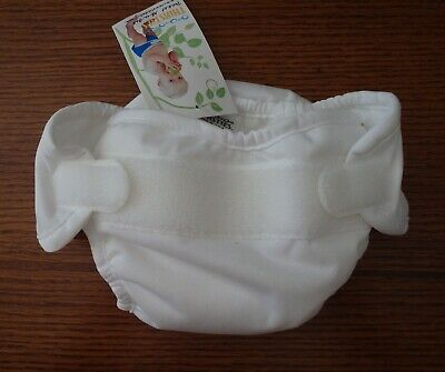 Thirsties Pocket All In One XS Cloth Diaper 1 Step USA Hook Loop 6 to 12 lbs New