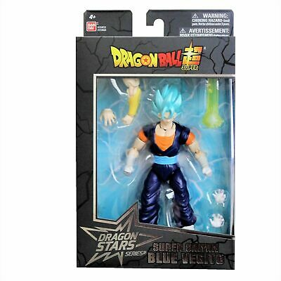 Dragon Ball Stars Action Figure - Super Saiyan Blue Vegito