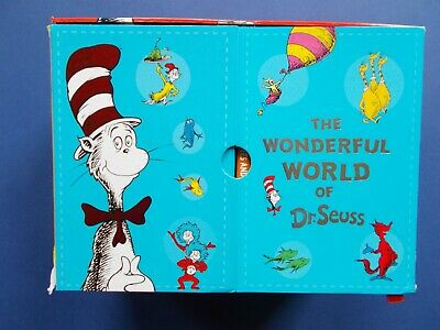 ## THE WONDERFUL WORLD OF Dr. SEUSS - BOXED SET ( 17 BOOKS)