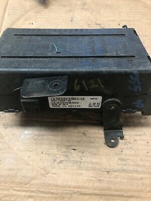 Fuse Box Under Dash  6C3T14A067BD Fits 05-07 FORD F250SD PICKUP 182683