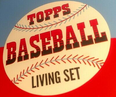 Topps Living Set #200 - 270 Sp Pick Your Card (1953) U-PickFree Shipping!