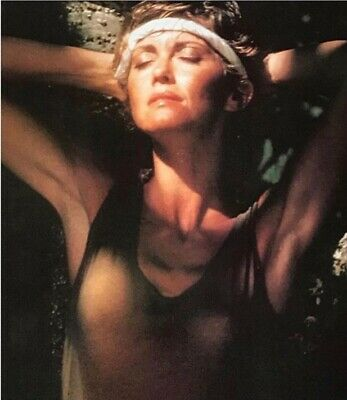 Olivia Newton John - Absolutely Gorgeous Shot Of Olivia With The Sun On Her Face