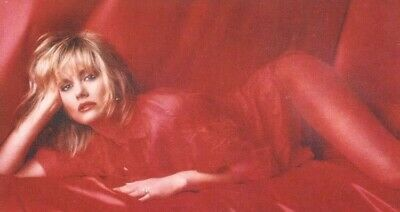 Olivia Newton John - Gorgeous In Red !!!