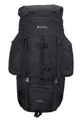 Mountain Warehouse Large Rucksack with Padded Airmesh Back and Dividable - 50L+
