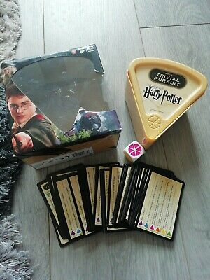 Winning Moves Harry Potter Trivial Pursuit Game (21289)