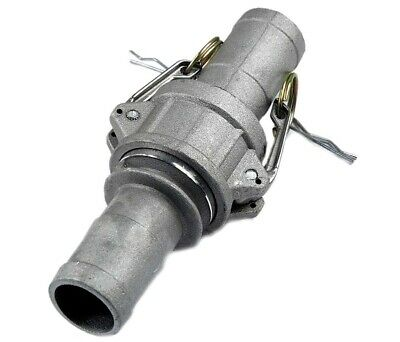 Camlock Hose Coupling Fitting Male Female - Type E + C Cam & Groove All Sizes