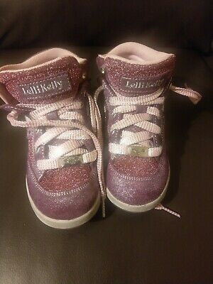 Gorgeous Lelli kelli girls shoes with lights Size 28