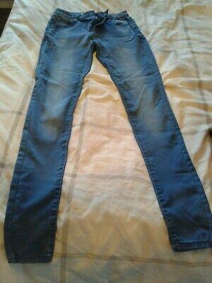 Womens Denim & Co skinny jeans size 12 long