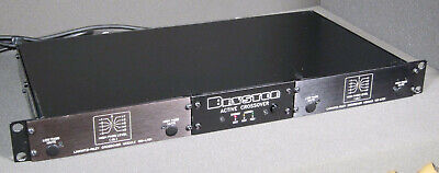 Bryston 10B-LR Stereo Crossover, 24dB/Octave Linkwitz-Riley Alignment; TESTED