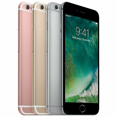 Apple iPhone 6S 16GB GSM Unlocked Smartphone